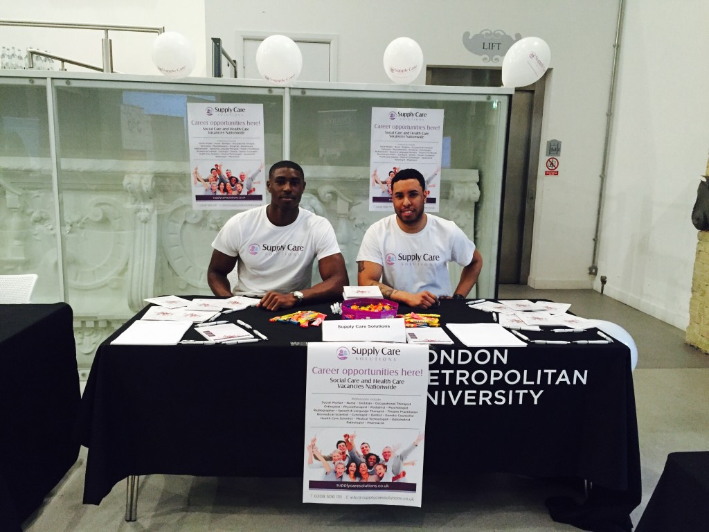 London Met Careers Fair